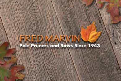 Fred Marvin Website Design