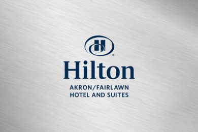 Hilton Akron/Fairlawn Hotel and Suites website design