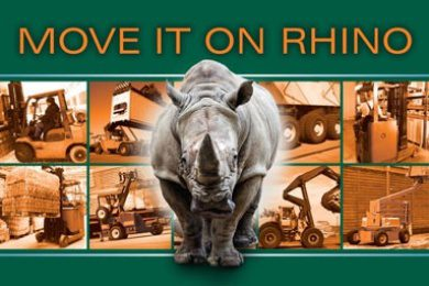 rhino rubber ecommerce project